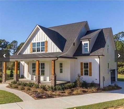 pretty farmhouse exterior design ideas   white