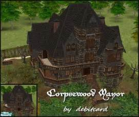 Mansion Floor Plans Sims 3 debitcard s corpsewood manor