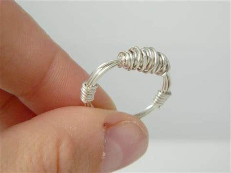 ring diy 5 diy reclaimed metal wire ring ring ideas diy recycled