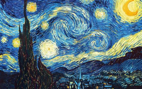 van gogh basic art artificial intelligence shows how vincent van gogh saw the world business insider