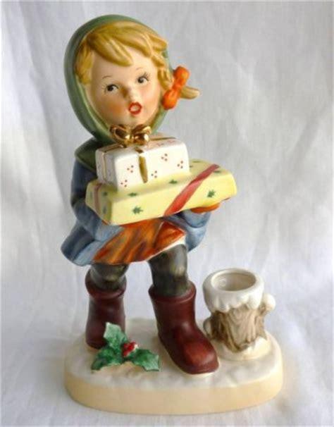 Meme Figurines - vintage christmas napcoware figurines girl