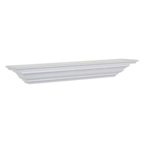 Ledge Shelf White by Shelves Extraordinary White Ledge Shelf Set Shelf