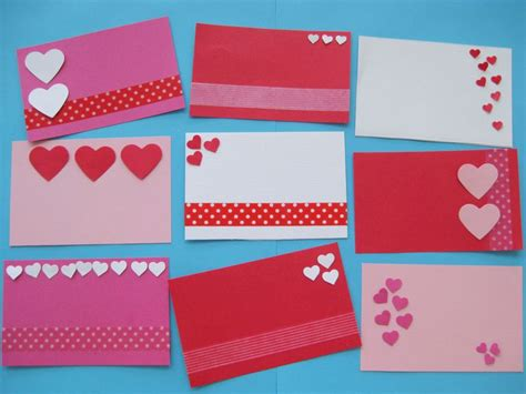 easy cards to make and easy crafts for