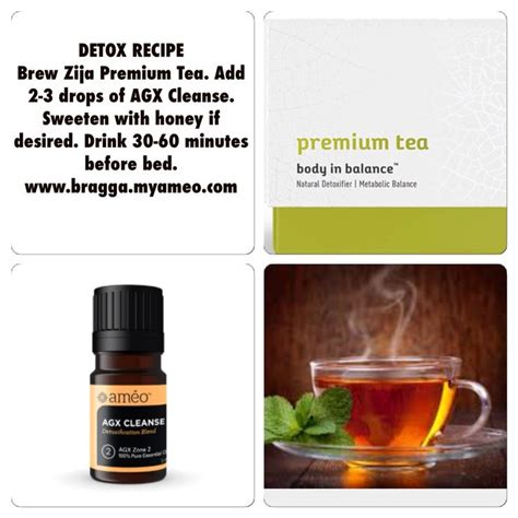 Zija Detox by 50 Best Am 233 O Oils Weight Recipes Images On