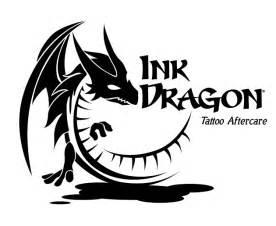 ink dragon logo weasyl