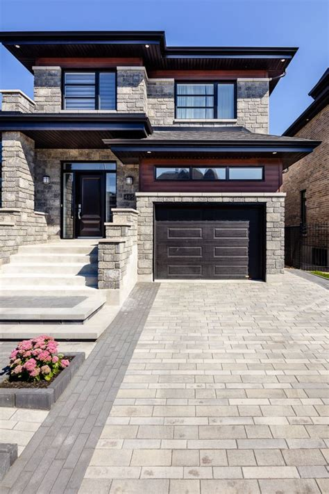 driveway inspiration  contemporary  modern homes