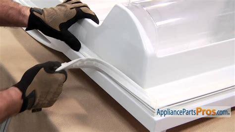 Kitchenaid Refrigerator Door Gasket Replacement by Refrigerator Door Gasket Part 2159075 How To Replace