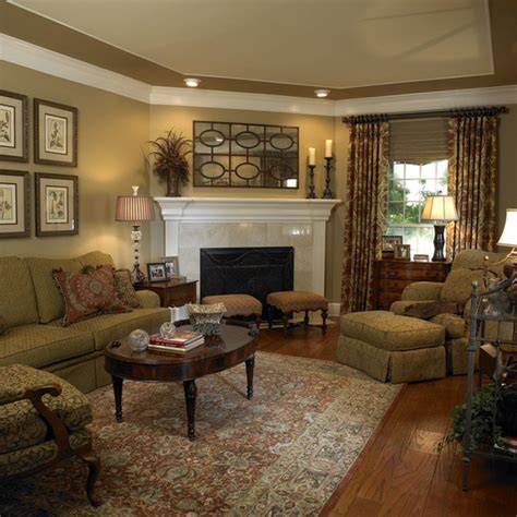home feel  home top  traditional living