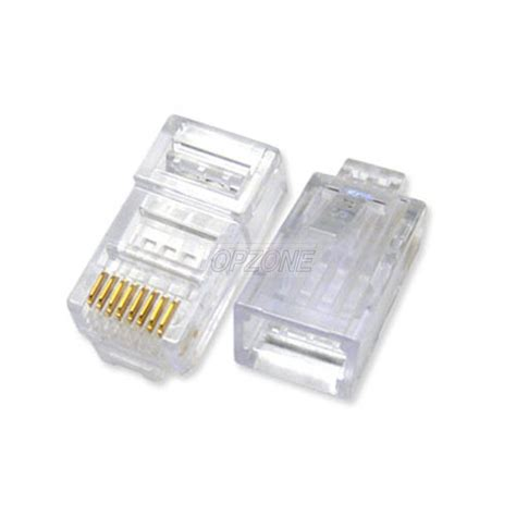 Harga Konektor Rj 45 by Zircon Konektor Rj 45 Pro Ethernet Satelitn 237 Technika