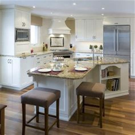 Odd Shaped Kitchen Islands by Odd Shaped Island Inspiring Kitchens Pinterest Love