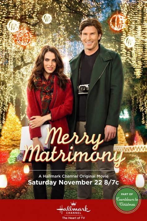 film love at christmas merry matrimony tv poster imp awards