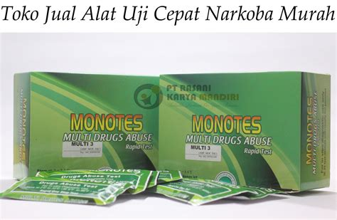 Jual Alat Tes Narkoba Di Palembang toko jual alat uji cepat narkoba murah pt rasani karya mandiri