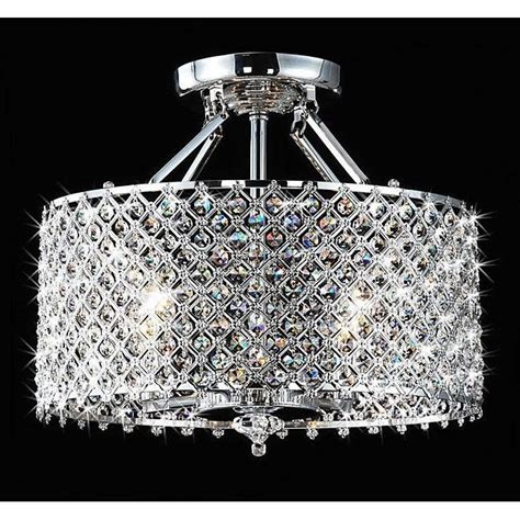 chrome 4 light ceiling chandelier chrome 4 light ceiling chandelier the
