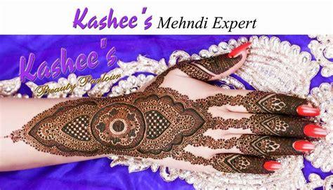 Kashee's Beautiful Mehndi Designs For Girls   Stylo Planet