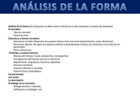 analisis de textos en analisis de textos narrativos ii a 241 o