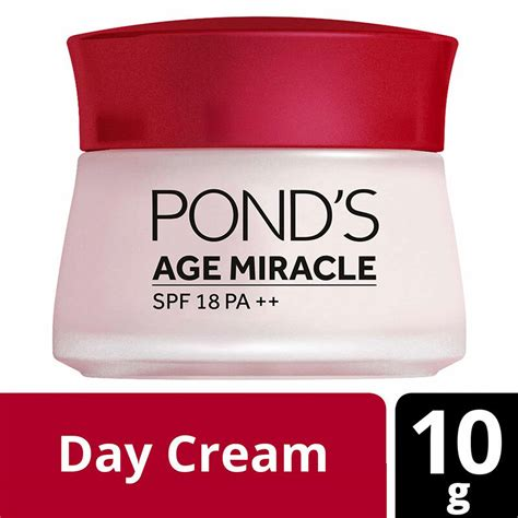 Harga Ponds Age Miracle jual ponds age miracle day jar 10g jd id