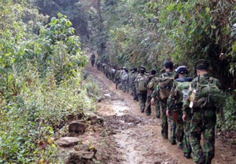 What Does Kia In The Army Kia Burmese Army Clash Near Hpakant