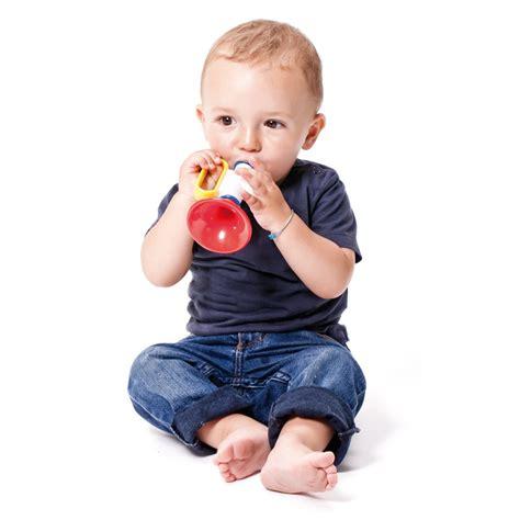 Baby Musician Trumpet trumpet ambi 174 toys baby toddler galt toys