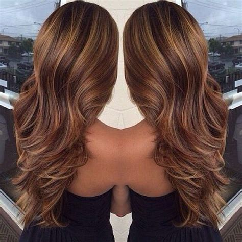 lowlights vs highlights brunettes 22 best images about hair highlights vs lowlights on