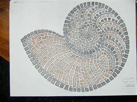 Designing A Mosaic 10 Steps With Pictures Mosaic Patterns Templates