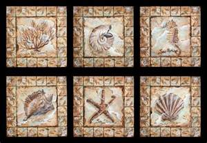 Decorative Tiles Hand Painted Decorative Tile Inserts