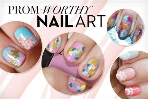 nail art tutorial on pinterest nail tutorials for prom 18 impressive nail art diys that