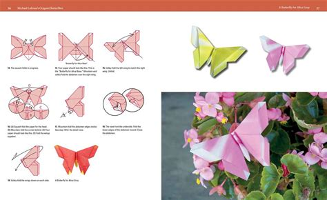 How To Fold Butterfly Origami - origami swallowtail butterfly