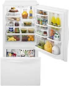 whirlpool wrb329dmb 30 inch bottom freezer refrigerator
