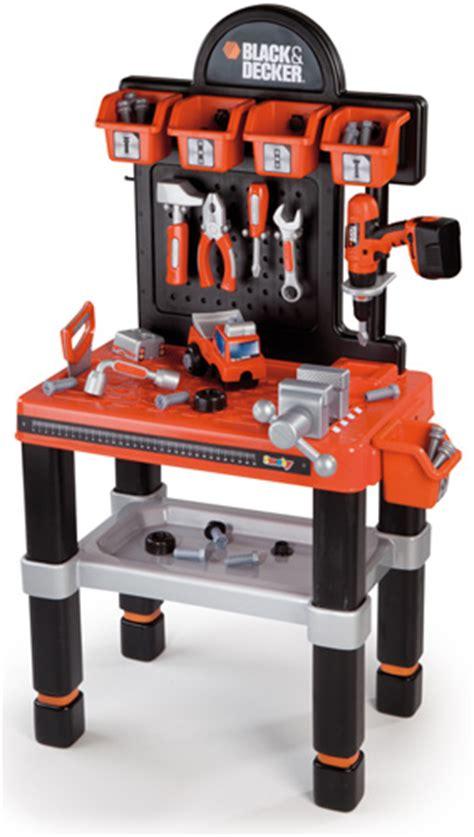 black and decker work bench toy ben 10 storage