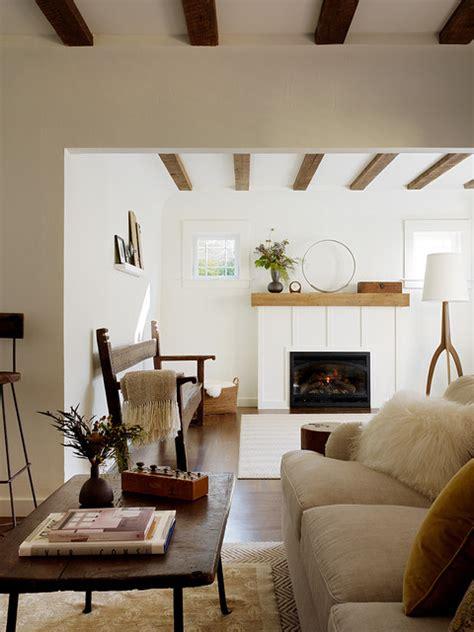 Jute Interior Design by San Anselmo Living Room Rustik Vardagsrum San