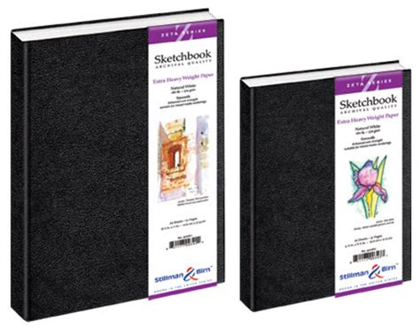 zeta sketchbook review stillman birn zeta series sketchbook parka blogs