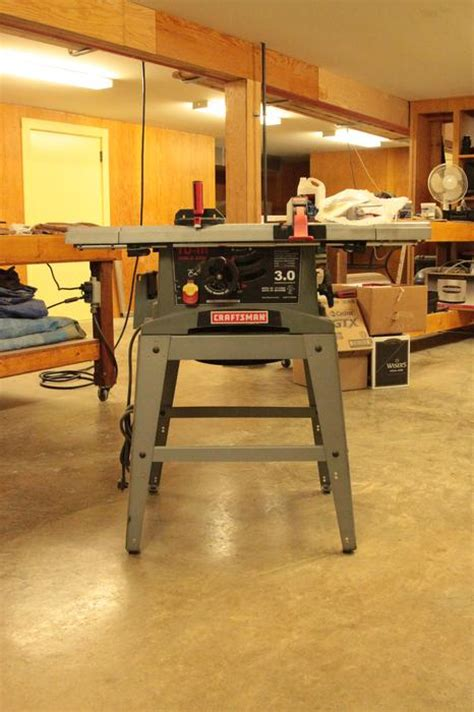 10 inch table saw 10 inch craftsman table saw nanoose bay nanaimo
