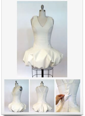 Triluminos Dress fiber optic dress design17 chic