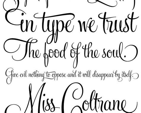 tattoo fonts joined up fonts search i like quot the food of the soul