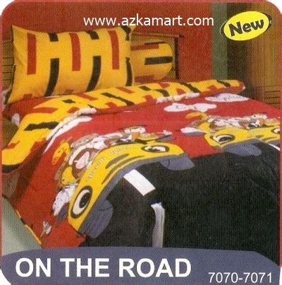 Bed Cover My Kartun sprei kartun toko selimut sprei bedcover murah