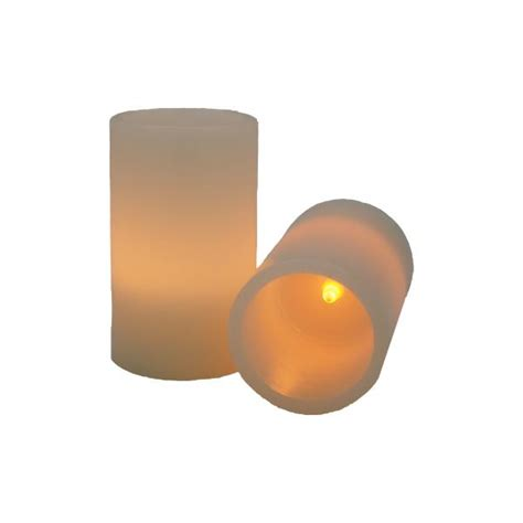 Flameless Candles Outdoor Solar Candle Lights