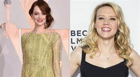 emma stone kate mckinnon emma stone kate mckinnon to star in women in business