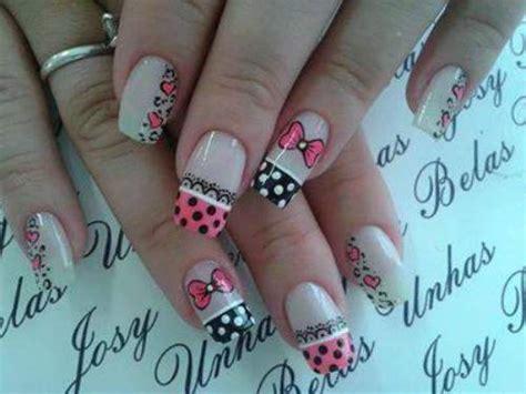 imagenes de uñas decoradas modelos 2015 modelos de unhas decoradas 2014 fotos tend 234 ncias e passo