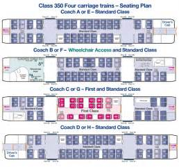 seating plans plans transpennine