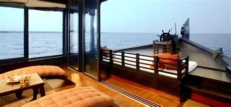 kerala boat house package cost amalgamated tours and travels day cruise luxury houseboat