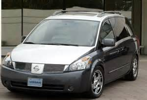 2003 Nissan Quest Picture Of 2003 Nissan Quest Sema Car By Kenny S Garage