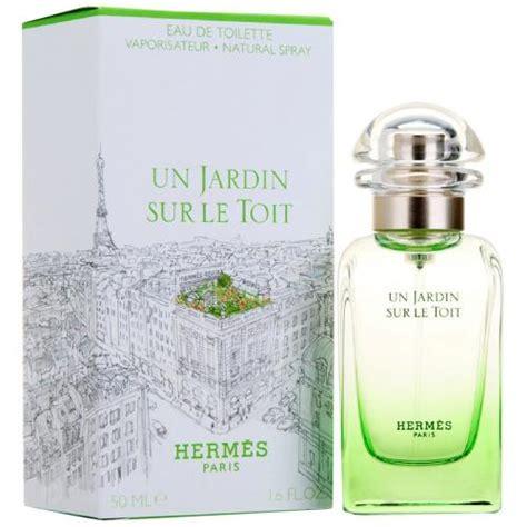 Hermes Un Jardin Sur Le Toit Edt 7 5ml Parfum Unisex Miniature Asli un jardin sur le toit 1 7 edt sp herme28105 3346132400033