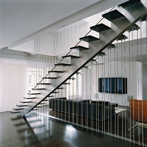 contemporary staircase modern loft interior design stairs modern loft interior