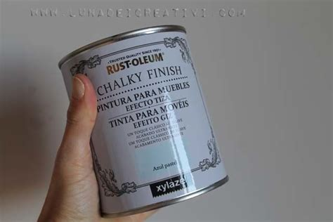 Chalk Paint Di Leroy Merlin Lunadei Creativi