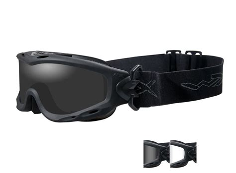 wiley x eyewear spear tactical goggles