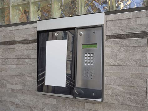 Apartment Building Access Systems Pa System Installation Kace Communications