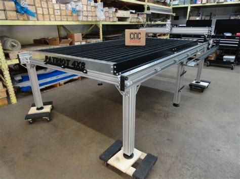 4x4 cnc plasma and tool supply on