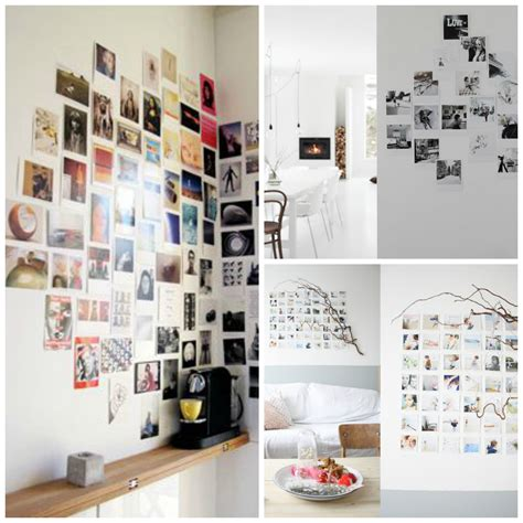 Déco Photo Mur by Photo Sur Mur Wall Gallery Diy With Photo Sur Mur
