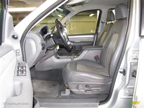 2002 Mercury Mountaineer Interior by 2002 Mercury Mountaineer Standard Mountaineer Model