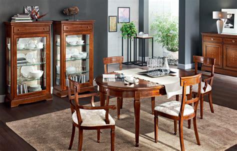 soggiorni classici le fablier vinzio arredamenti vendita mobili stilema stile classico
